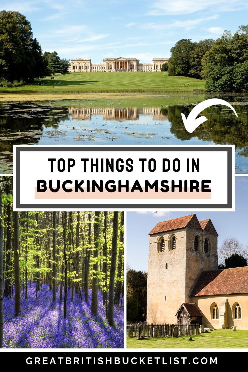 Top things to do in Buckinghamshire