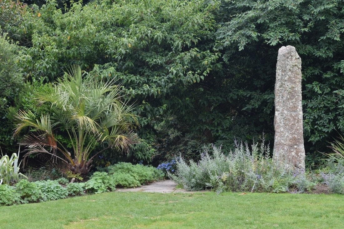 Trelissick House And Garden, Cornwall