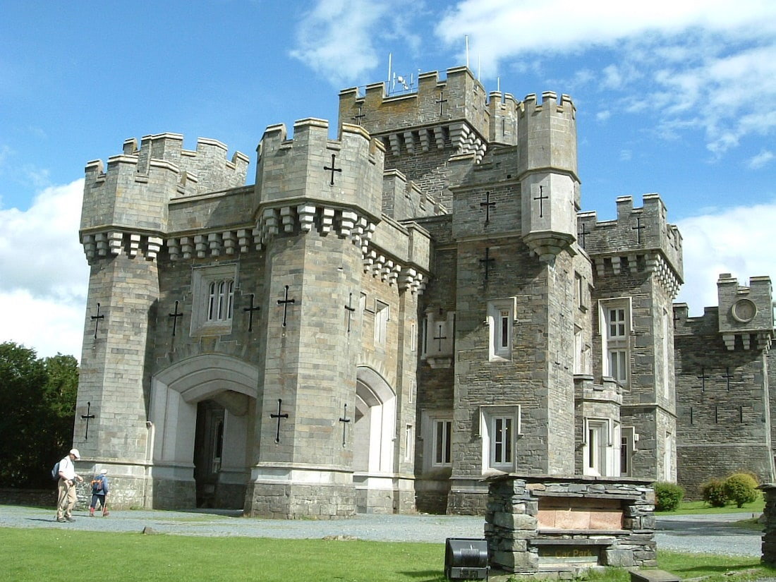 Wray Castle, Lake District