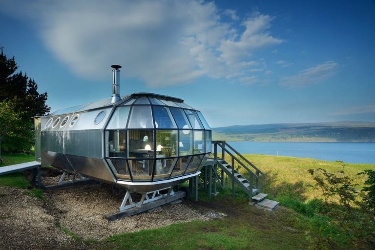 The Most Unusual Places to Stay in Scotland
