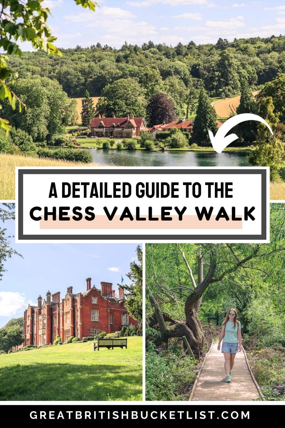 Chess Valley Walk Guide