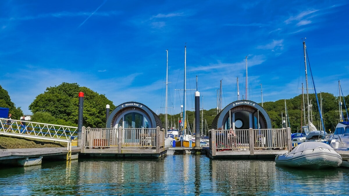 Haven Pod, Wales