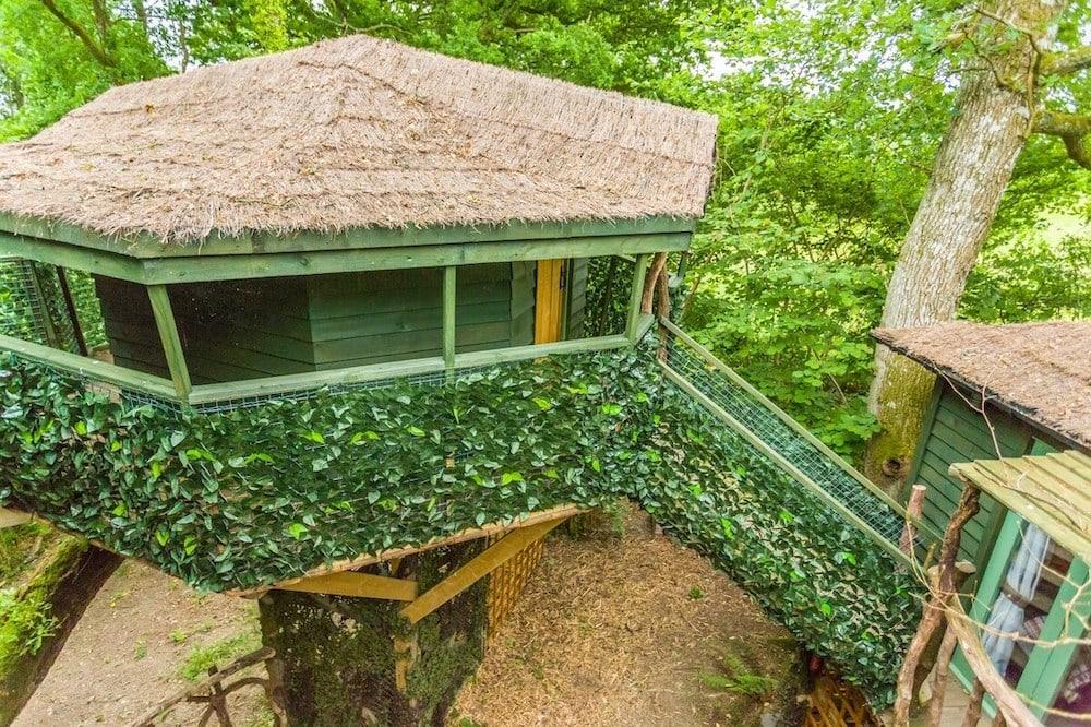 Ty Coeden Treehouse, Wales