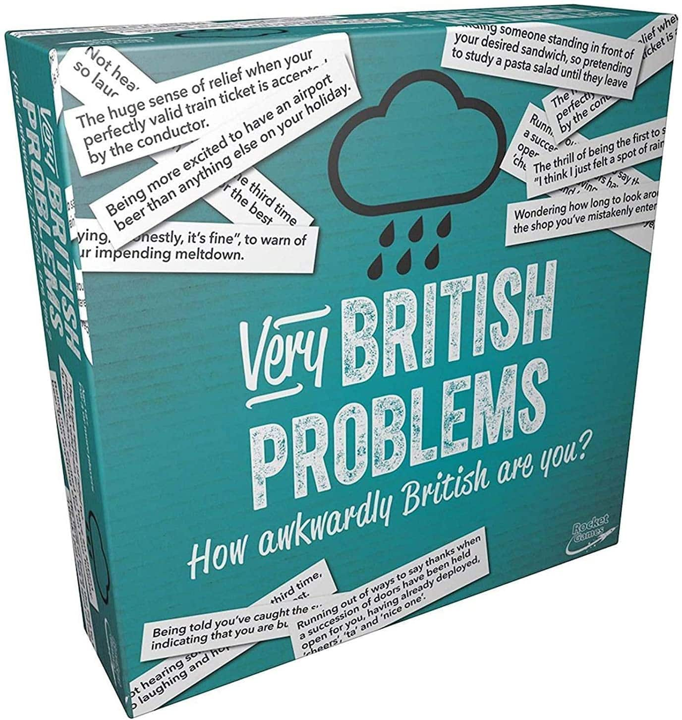 Very British Problems game