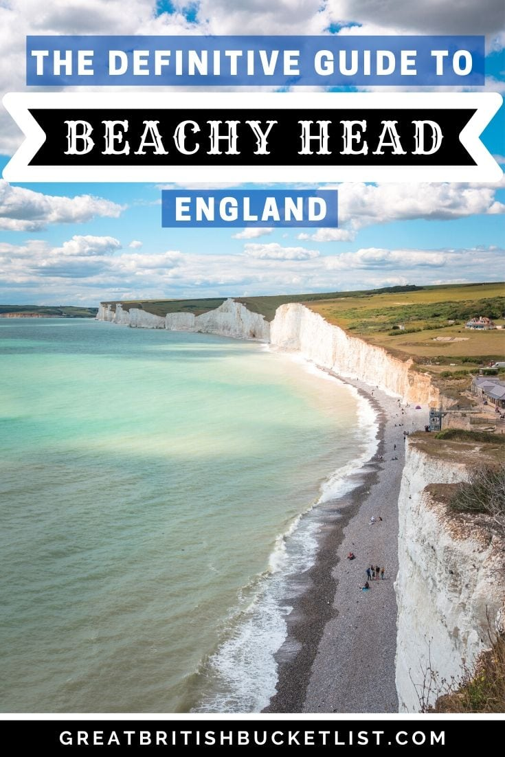 A Detailed Guide to the Beachy Head Walk, England