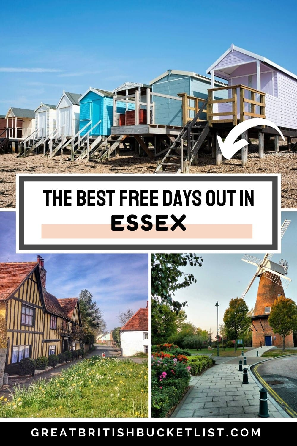 12 of the BEST Free Days Out in Essex, England