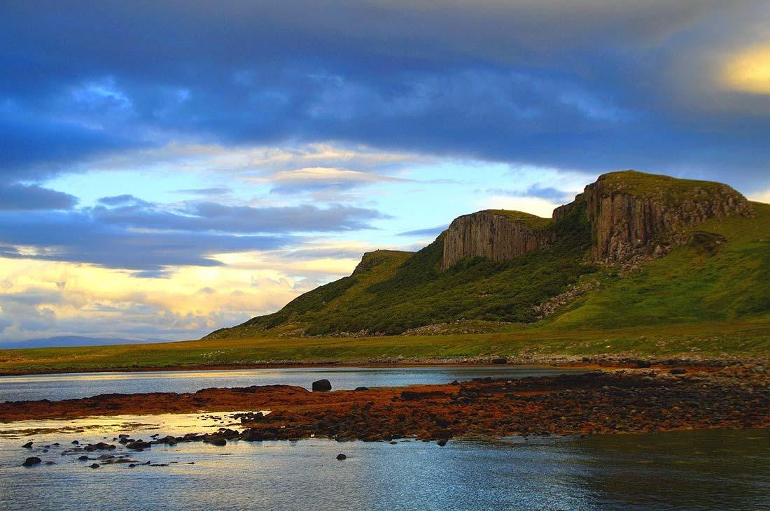 summer in scotland