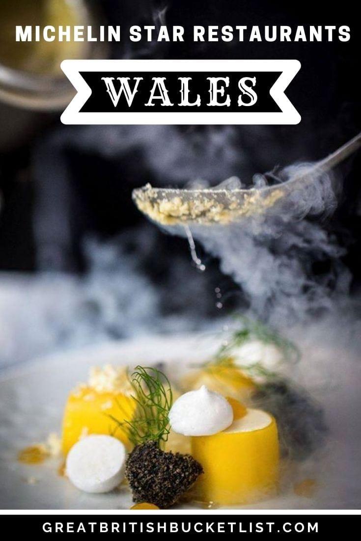 Michelin Star Restaurants In Wales