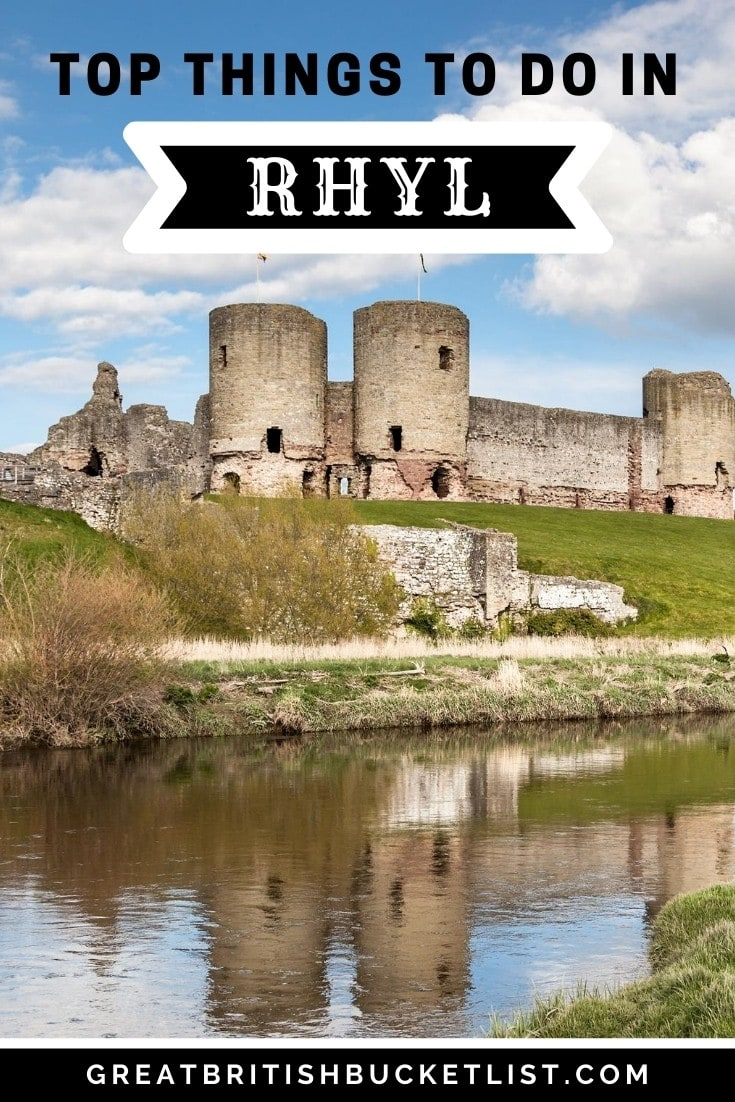 Things to do in Rhyl, Wales