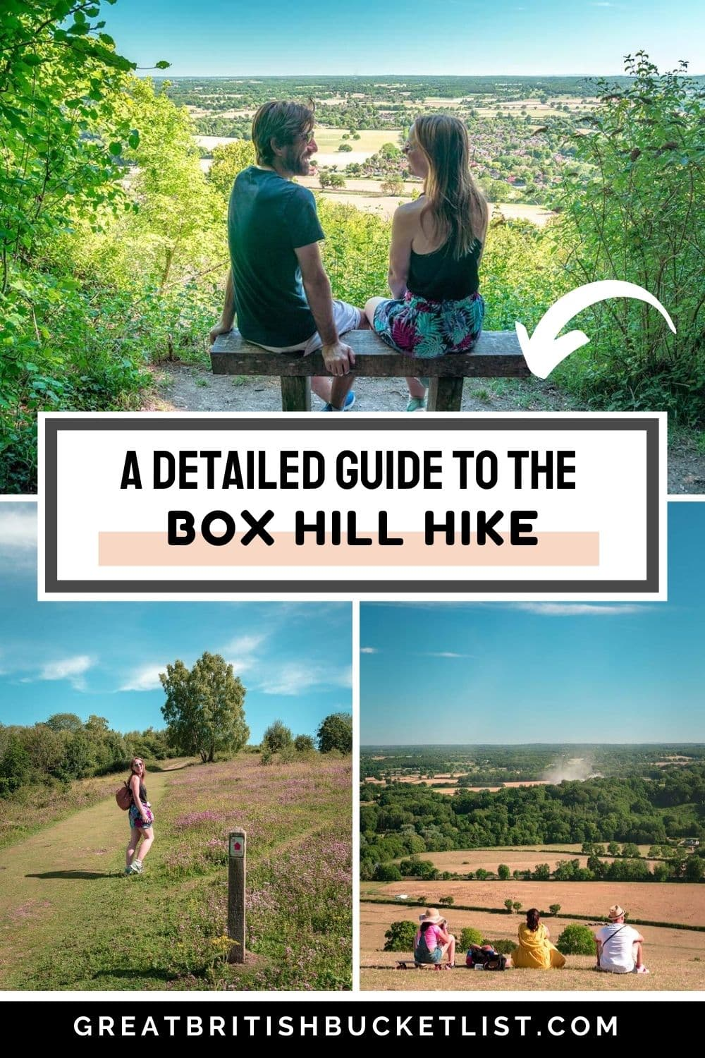 The Definitive Guide to the Box Hill Hike, England