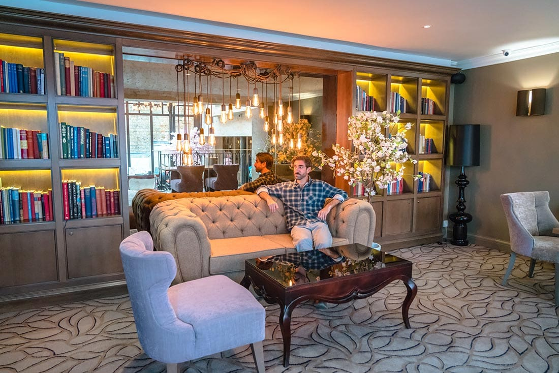 Hotel Review: The Castle Hotel, Windsor
