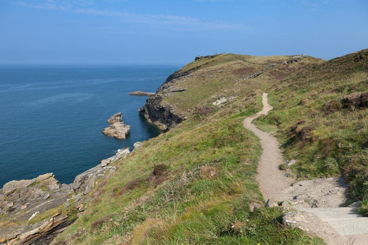 south west coast path somerset