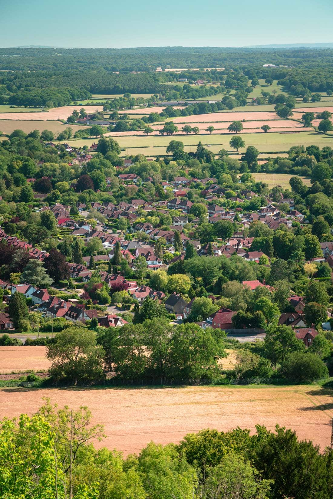surrey countryside
