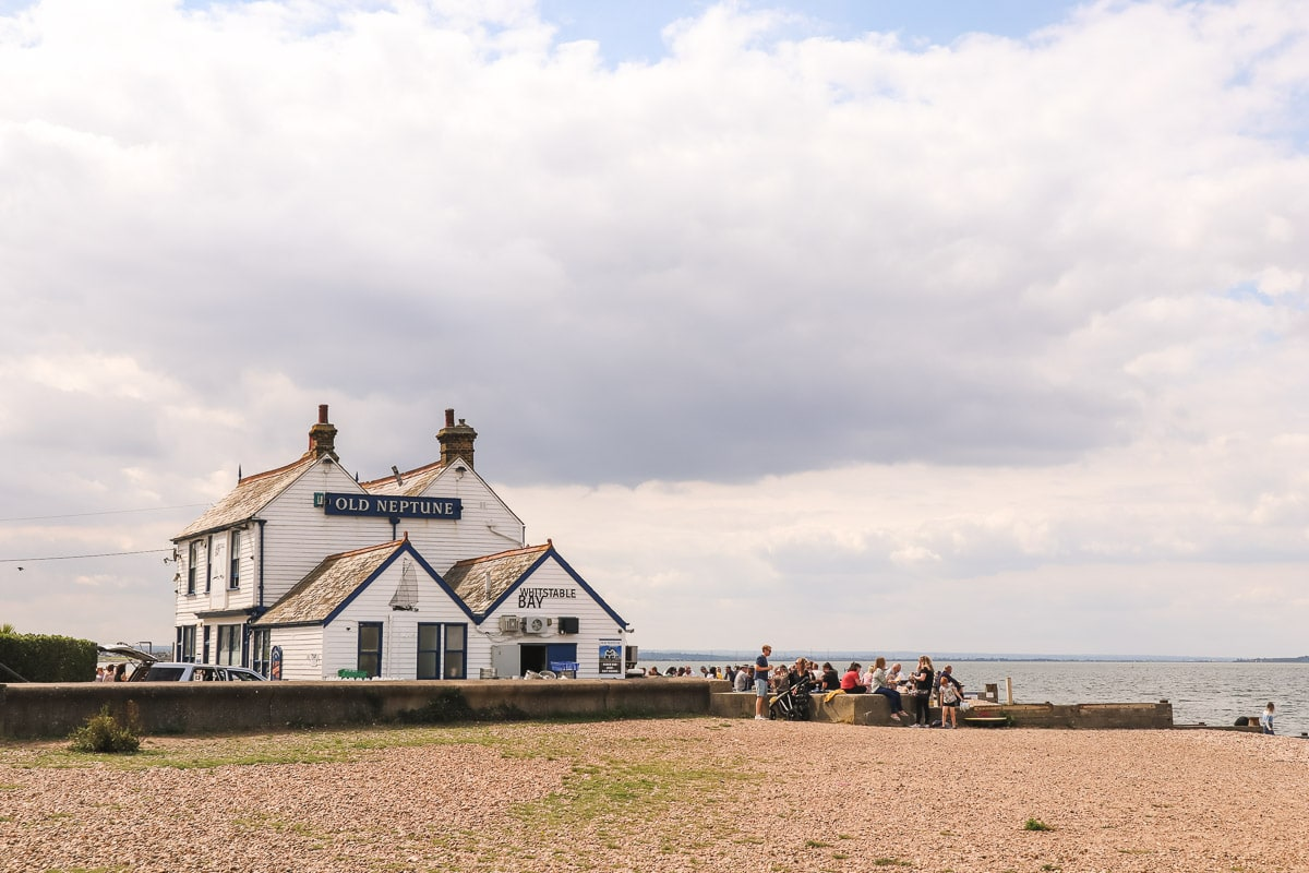 The Old Neptune, Whitstable