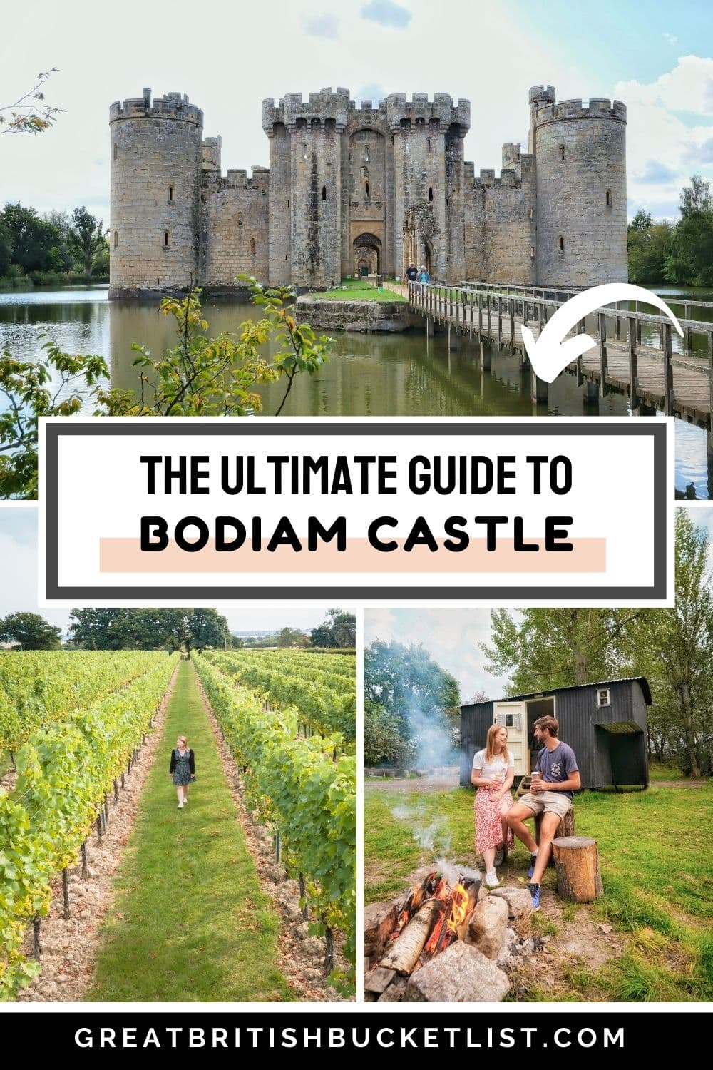 The Ultimate Guide to Bodiam Castle, England