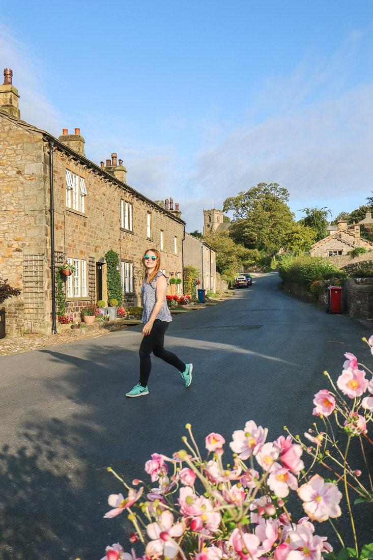 Exploring Downham Village