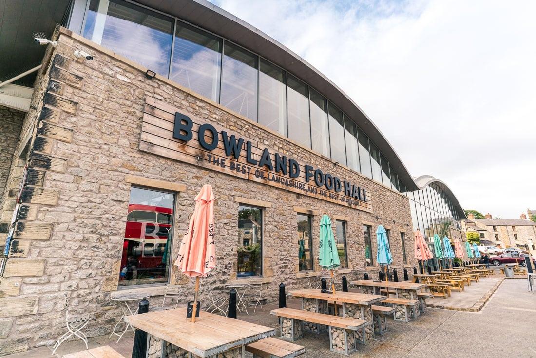 Bowland Food Hall, Clitheroe