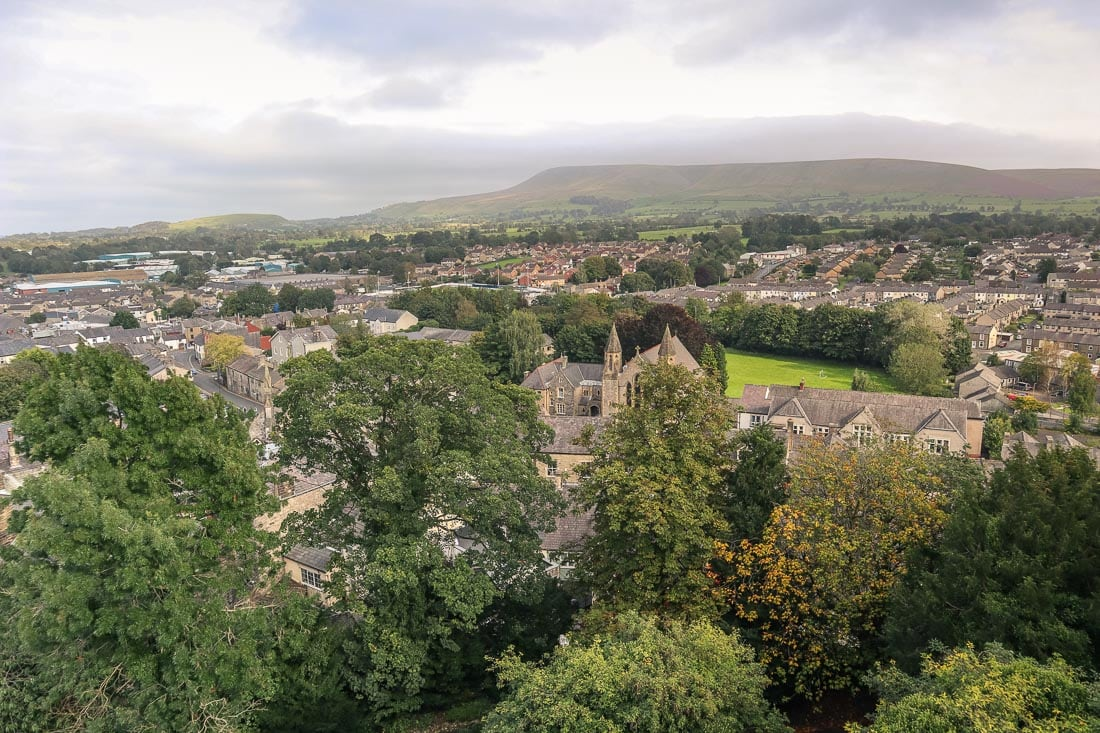 Clitheroe, Ribble Valley