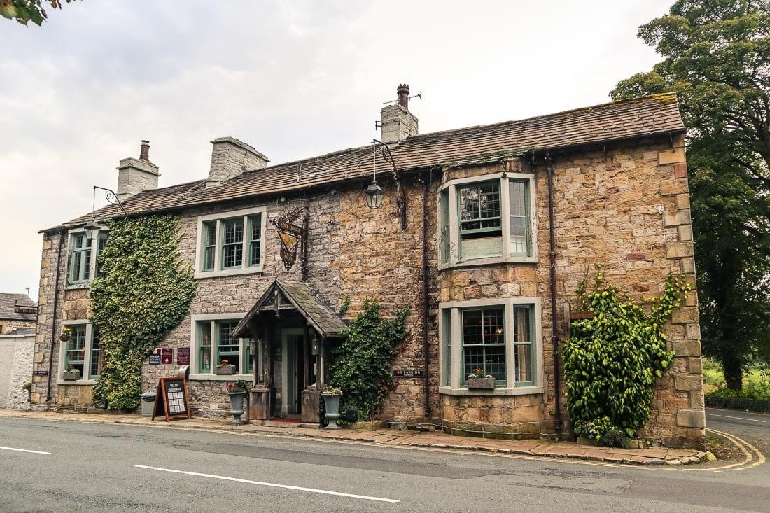 Spread Eagle Inn, Sawley