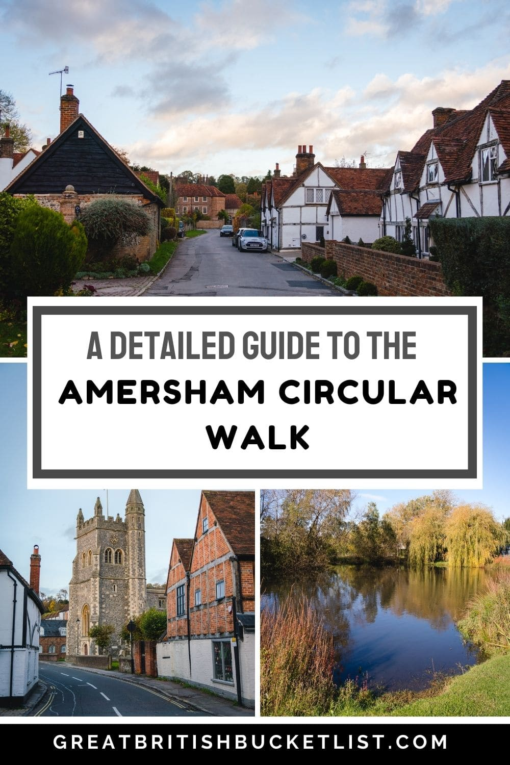 The Ultimate Guide to the Amersham Circular Walk