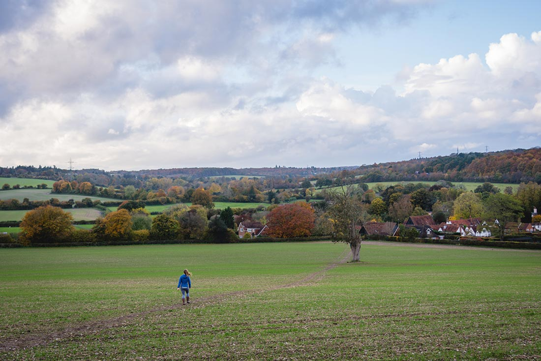 amersham walk