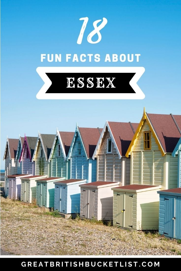 18 Fun Facts About Essex That Will Blow Your Mind
