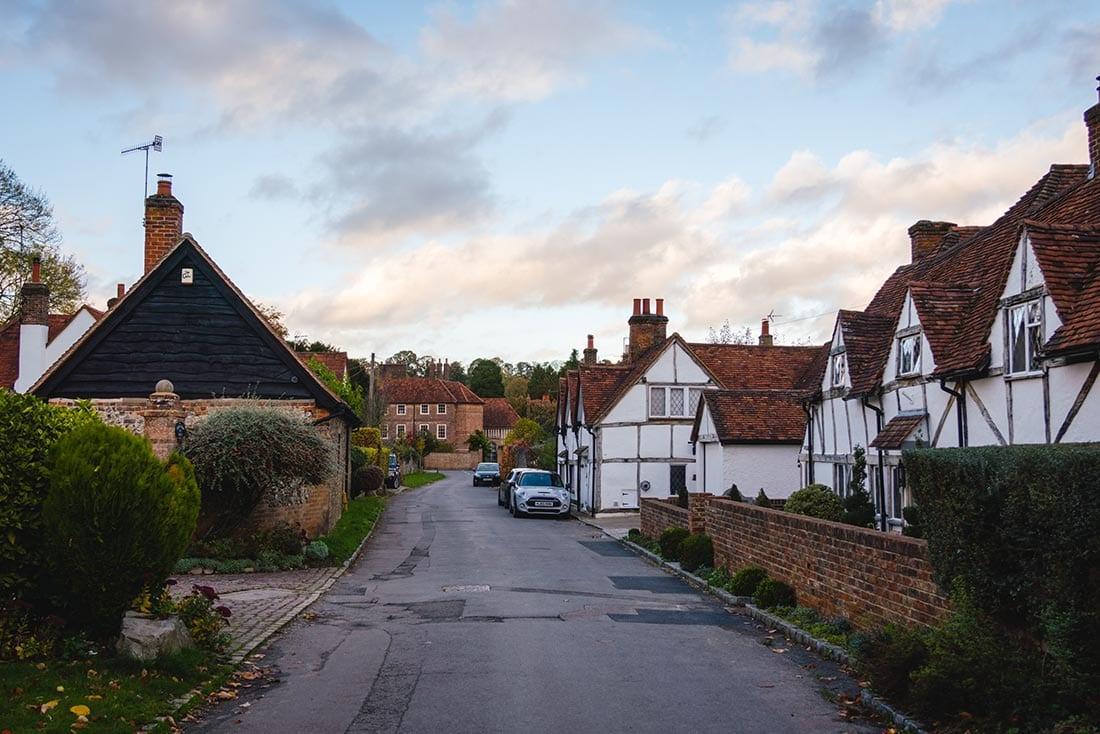 walks near amersham