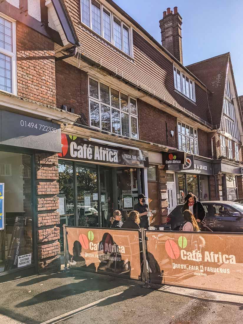 Cafe Africa, Amersham