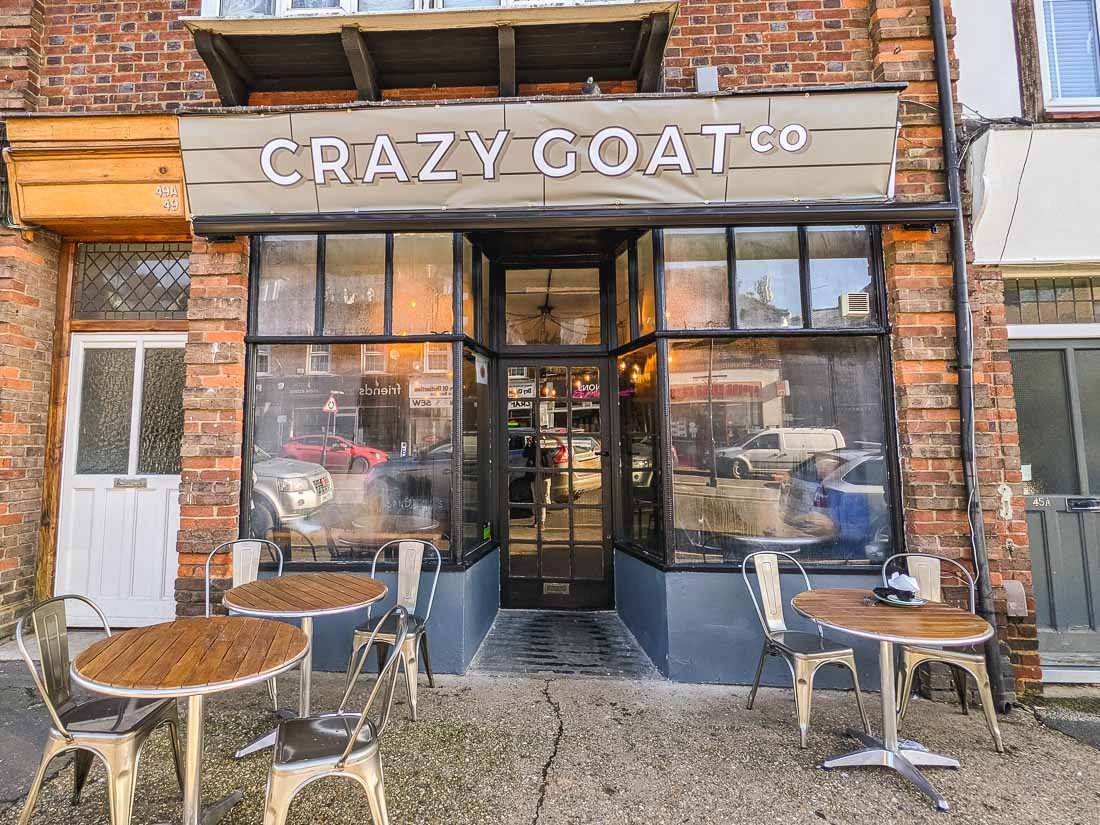 Crazy Goat Co, Amersham