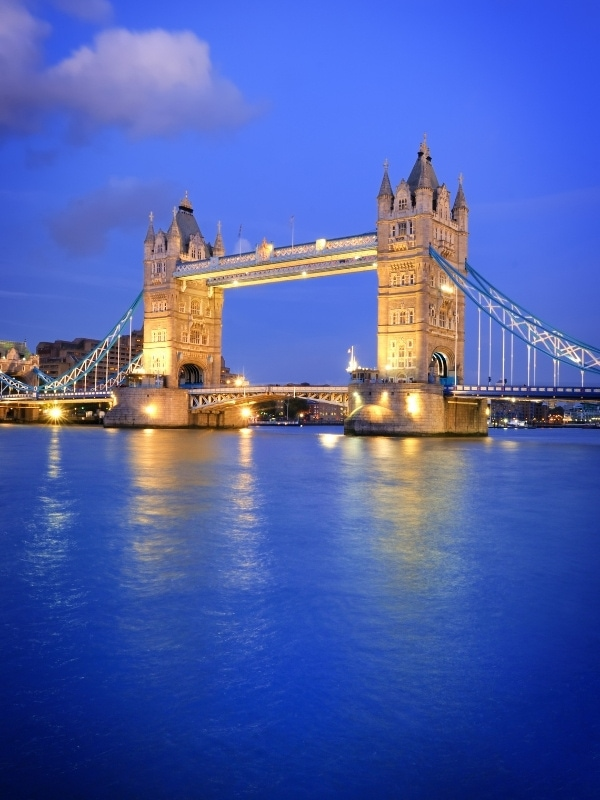 Lots of fun facts about Tower Bridge