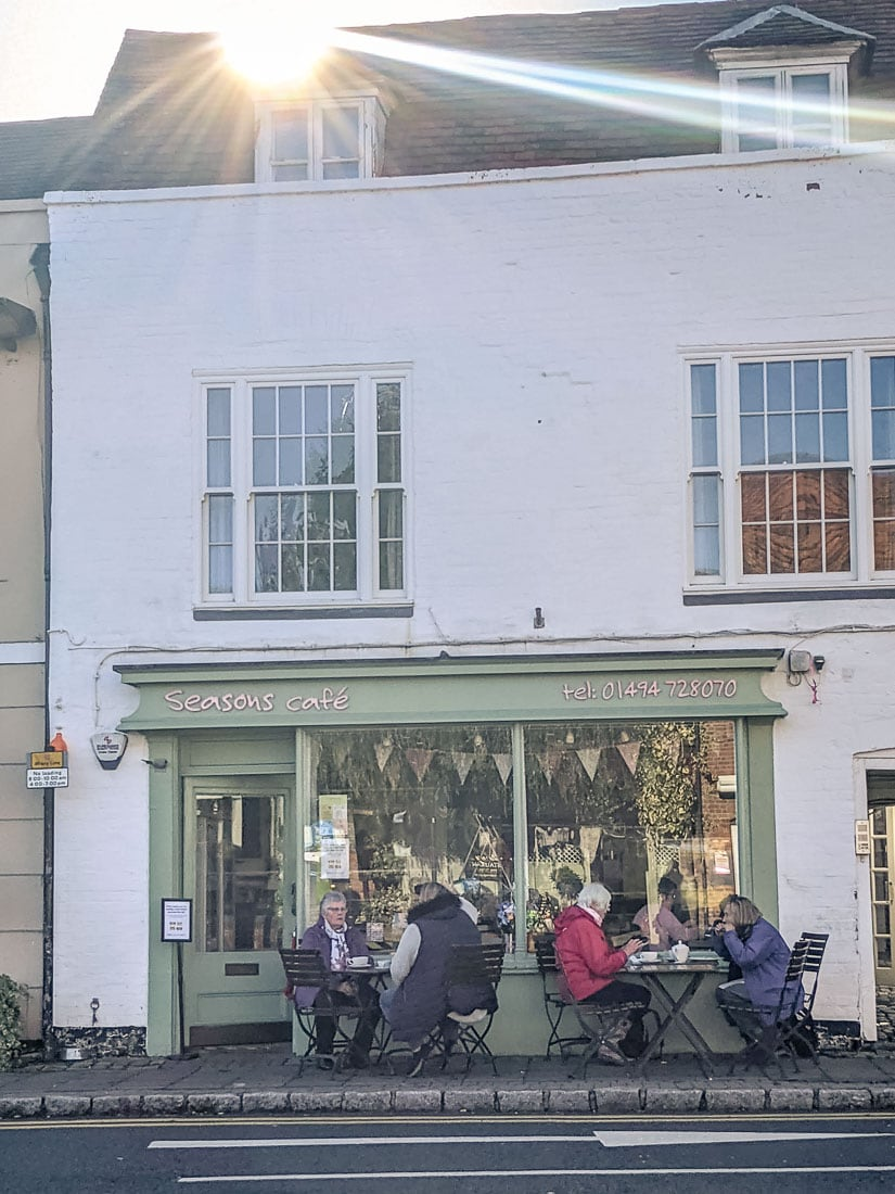 Seasons Cafe, Amersham