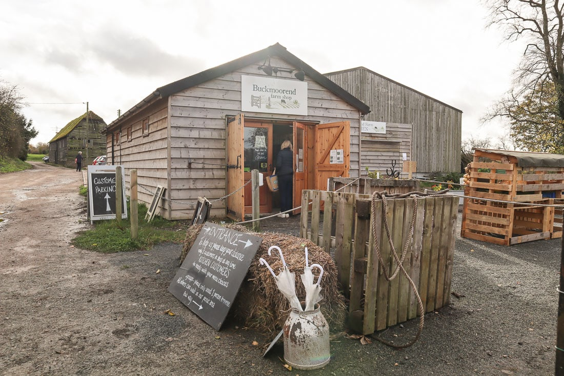 Buckmoorend Farm Shop, Buckinghamshire
