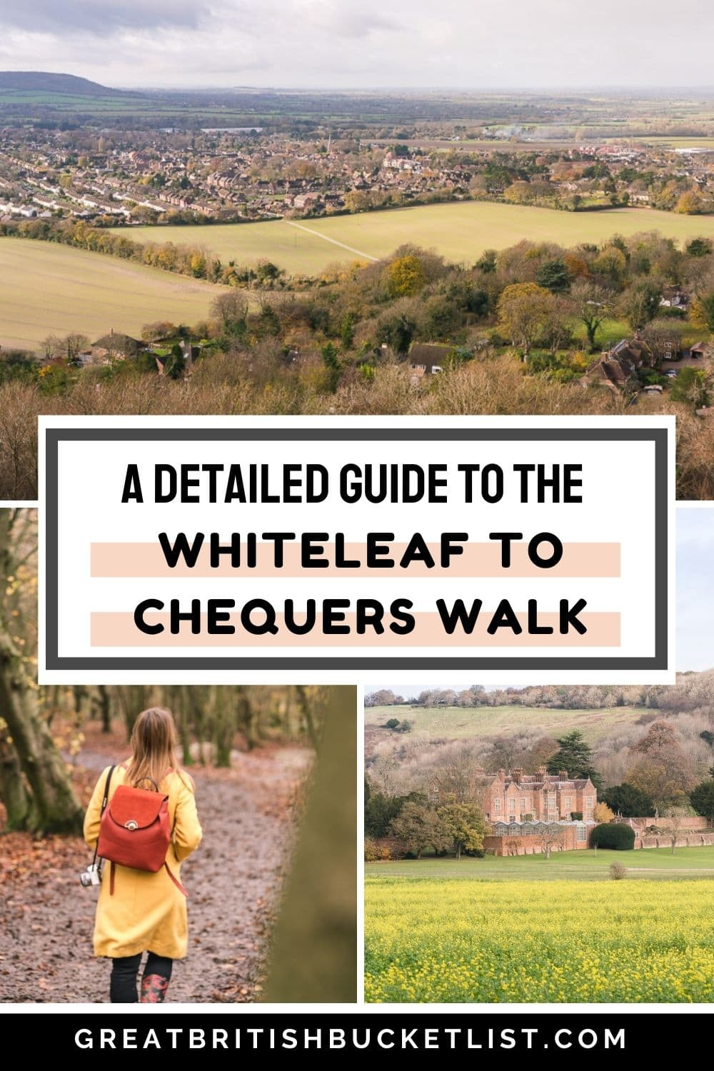 Whiteleaf to Chequers Walk