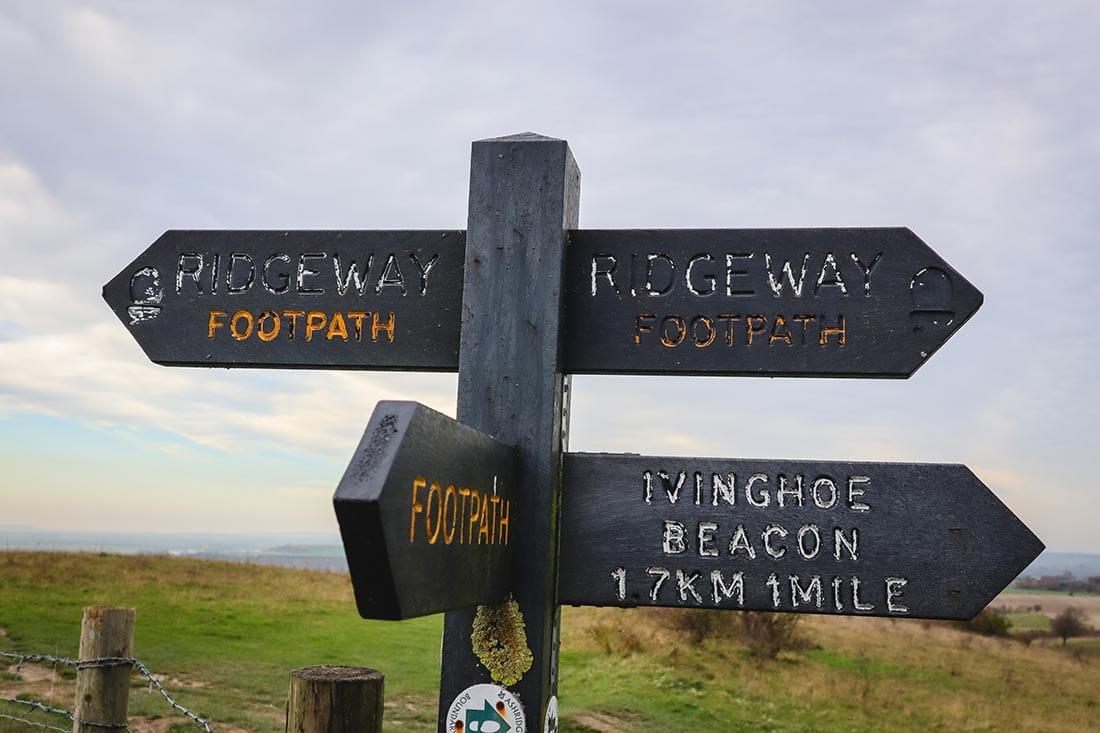 beacon signpost