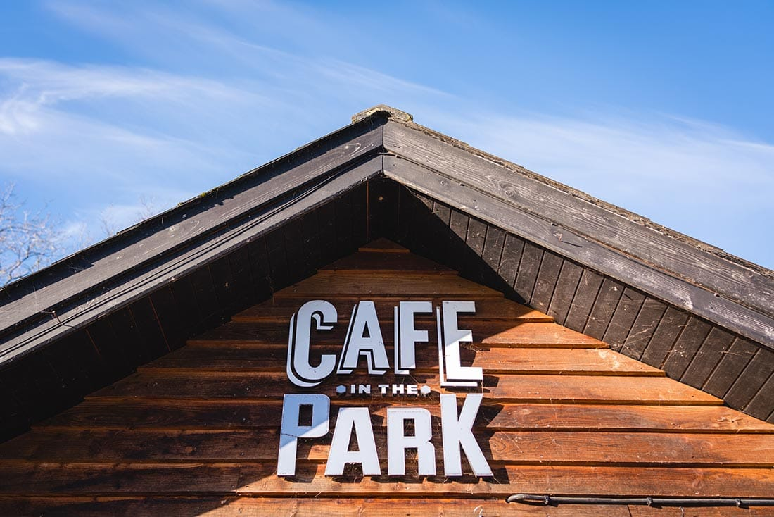 cafe in the park rickmansworth