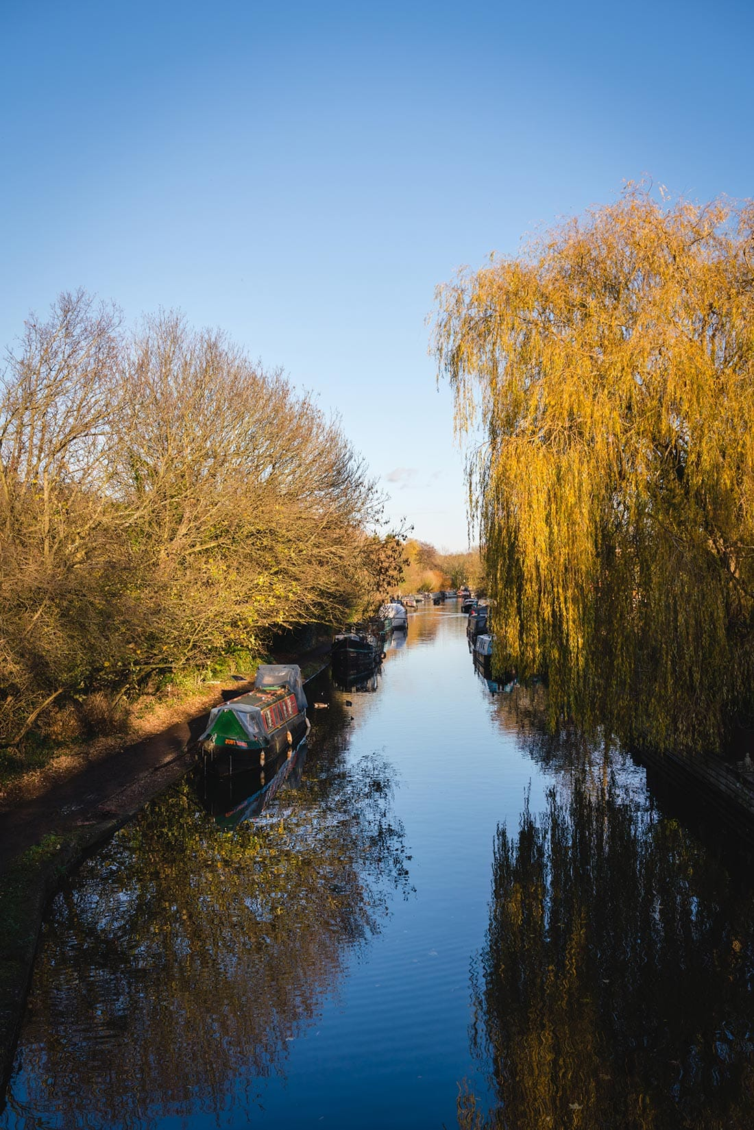 canal hertfordshire