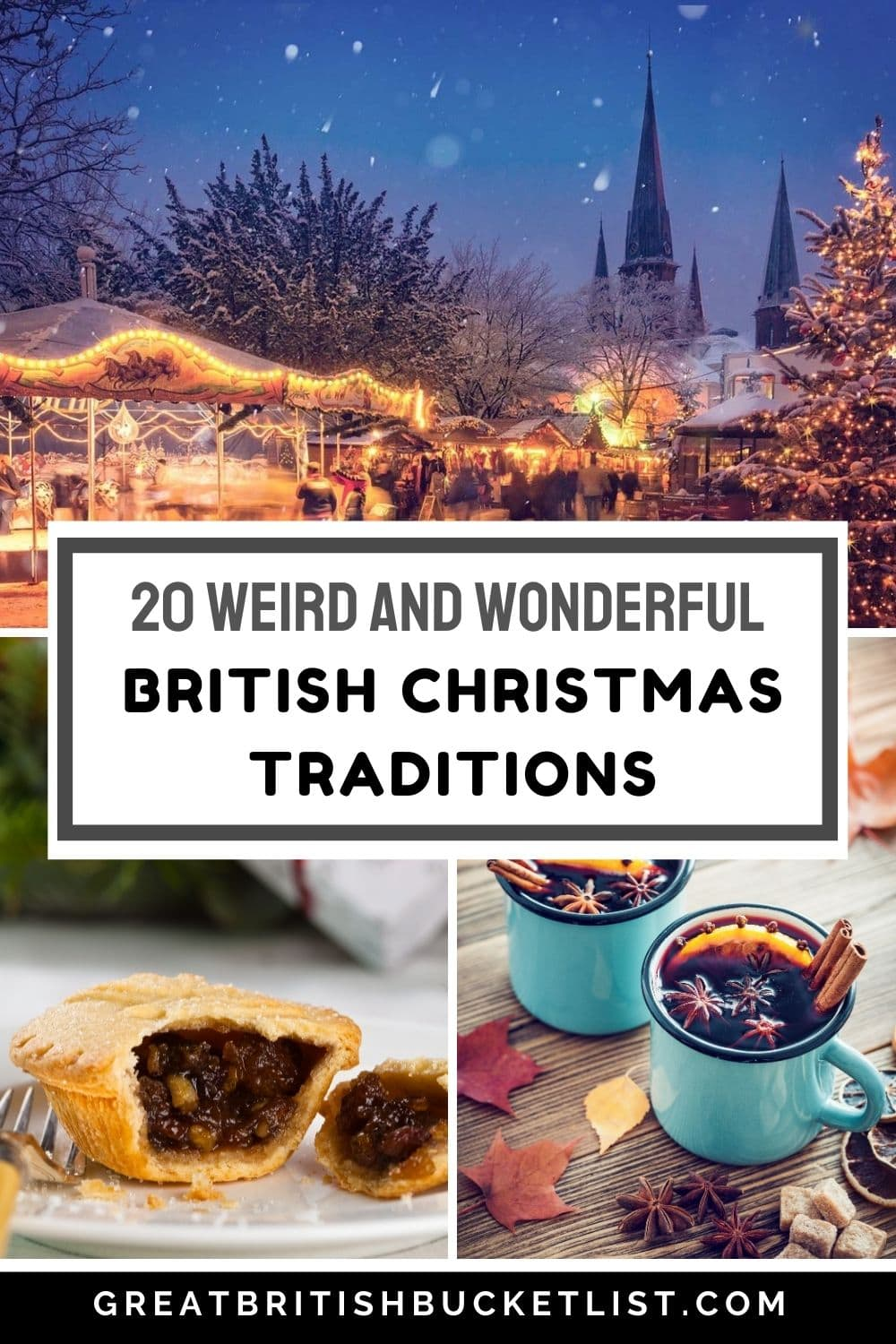 20 Weird and Wonderful British Christmas Traditions