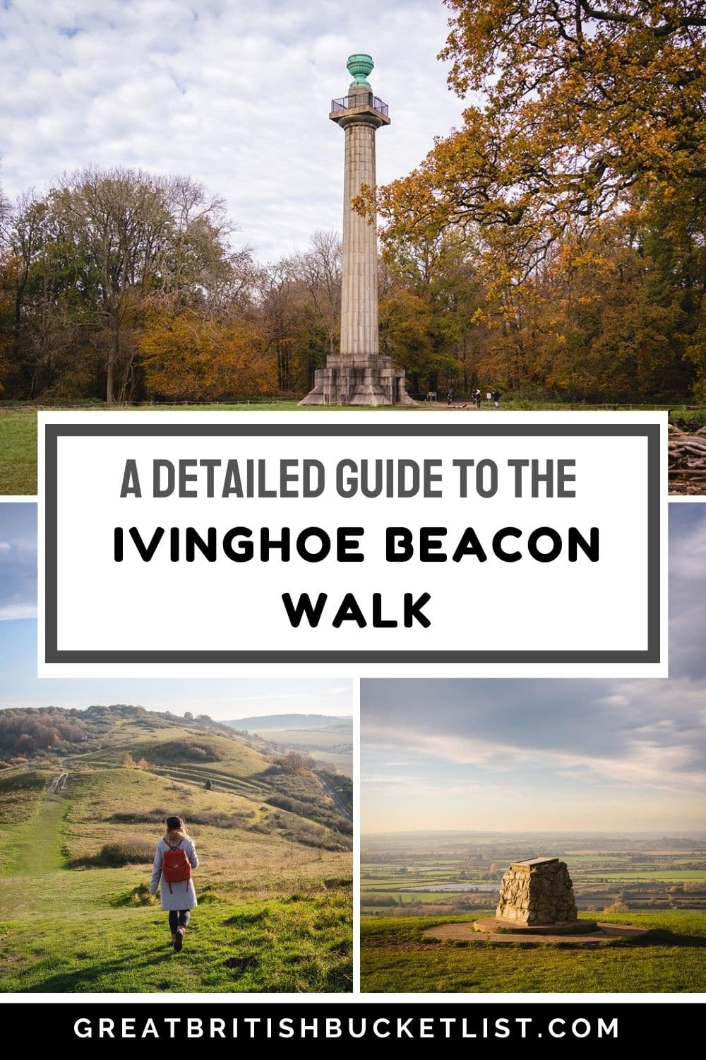 A Detailed Guide to the Ivinghoe Beacon Walk, Buckinghamshire
