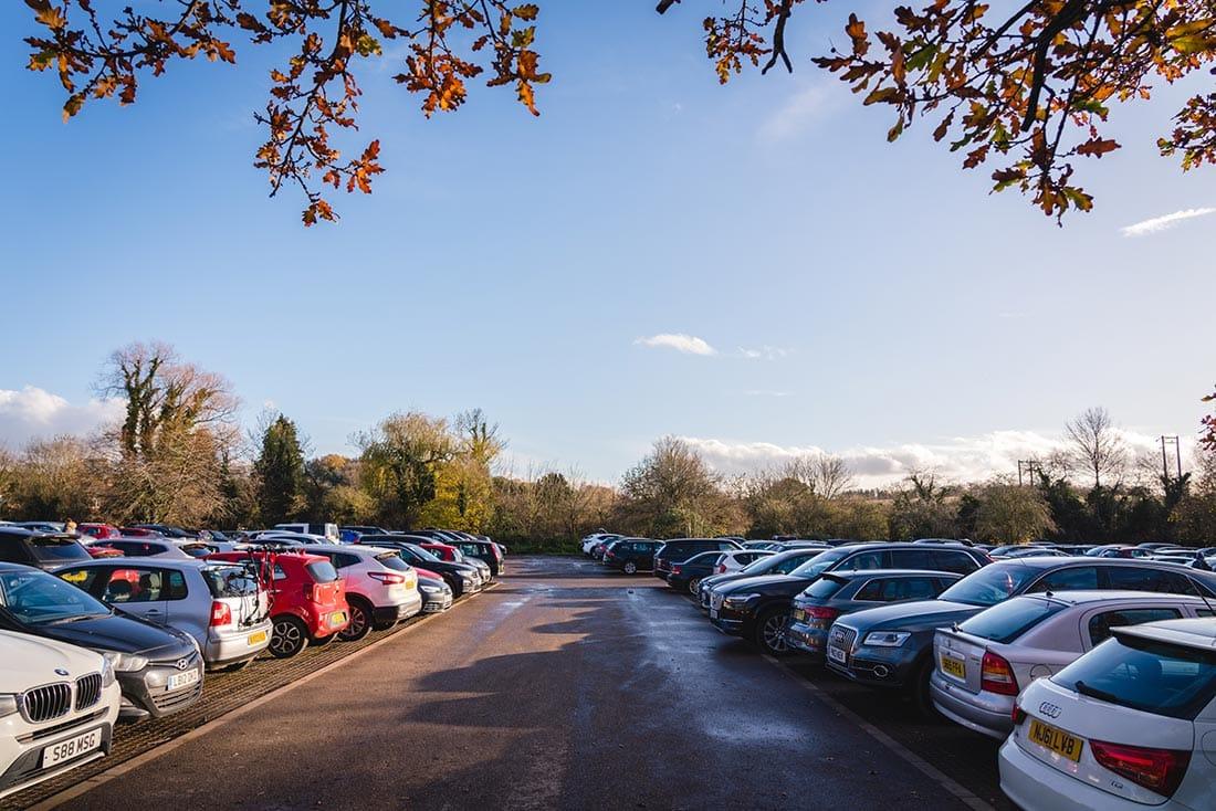 rickmansworth aquadrome car park