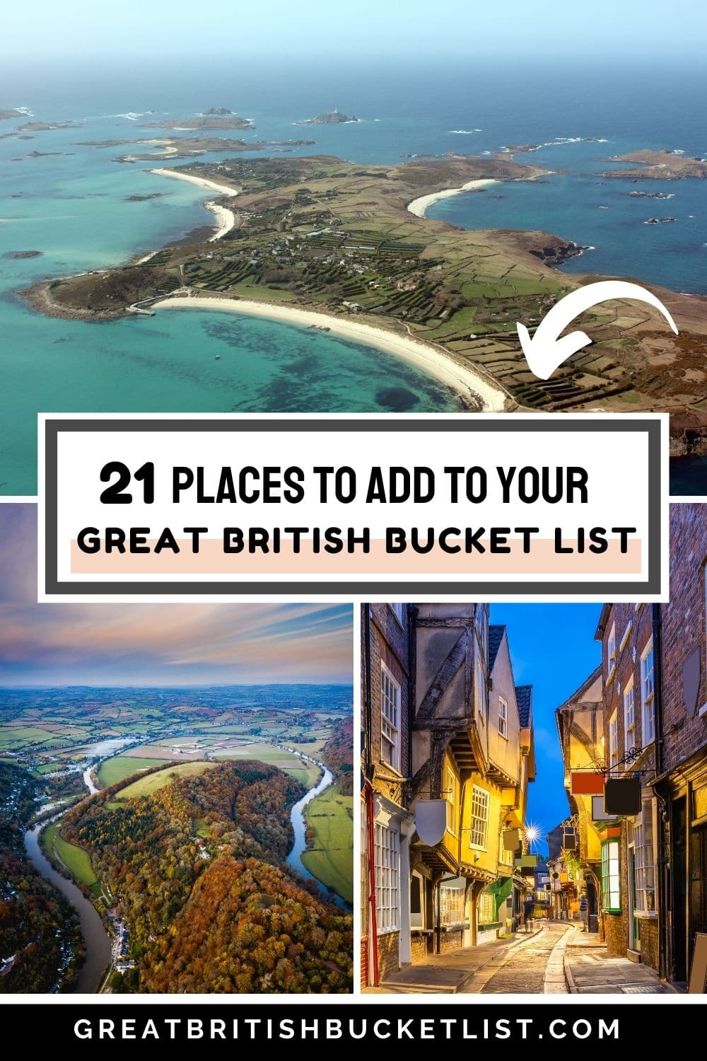 21 Places To Add To Your Great British Bucket List In 2021