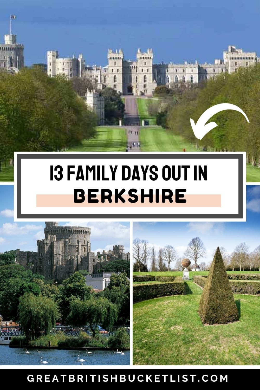 13 Family Days Out in Berkshire, England