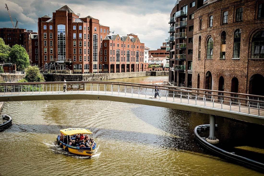 bristol boat tours
