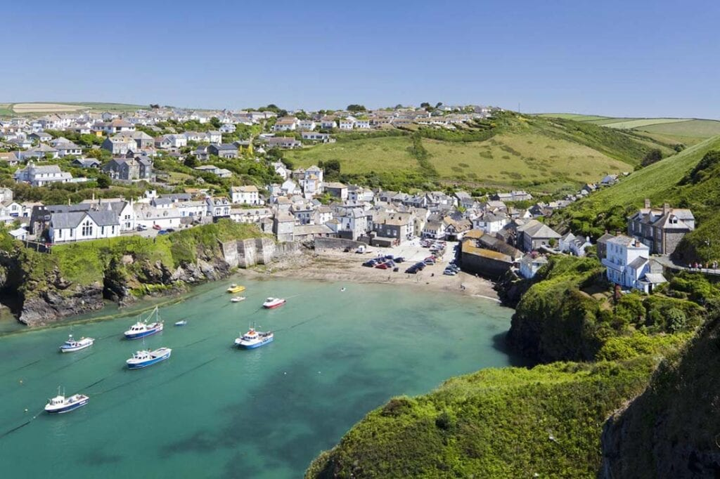facts about cornwall