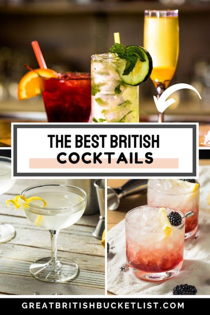 Best British Cocktails
