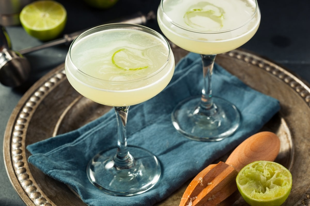 The Ultimate Gimlet Cocktail Recipe, Plus 13 Gimlets With A Twist