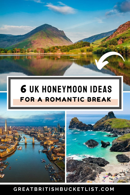 Best UK Honeymoon destinations