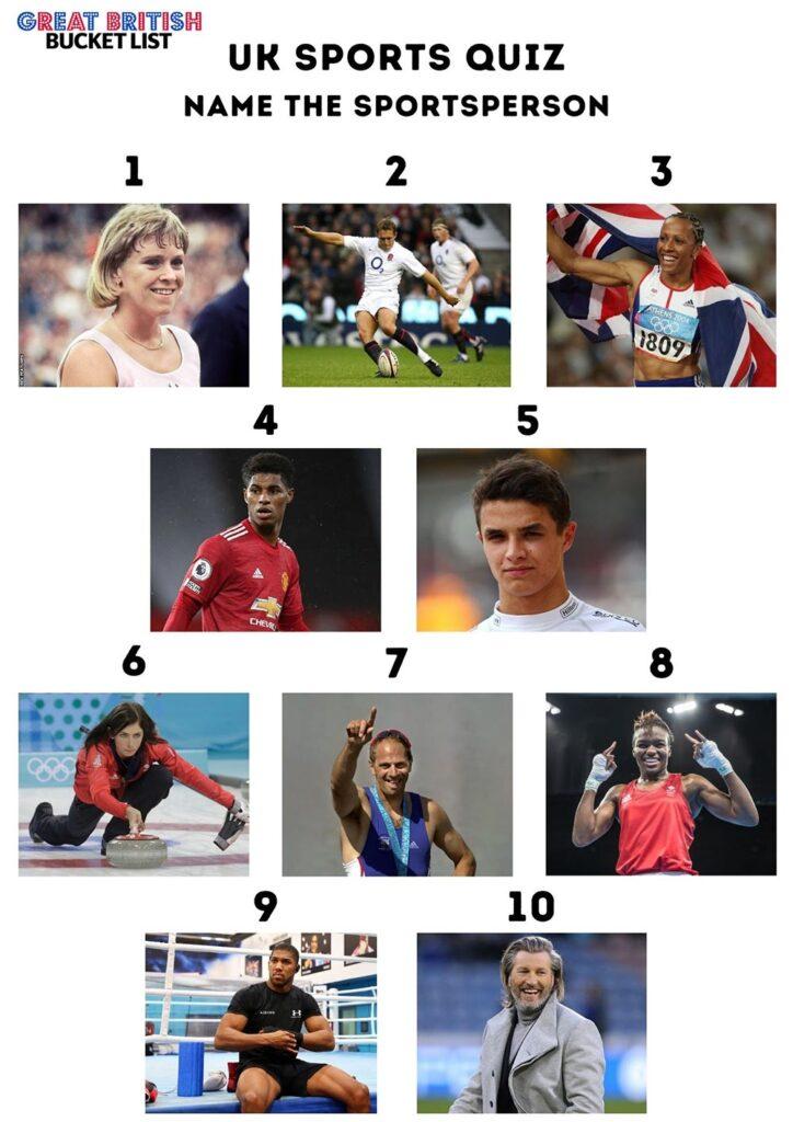sports trivia questions uk