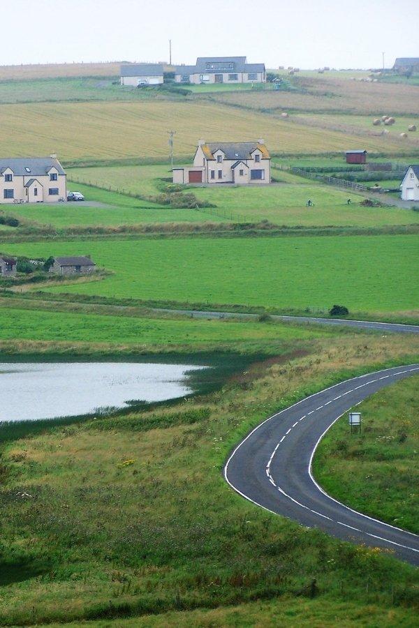Orkney Islands road trip