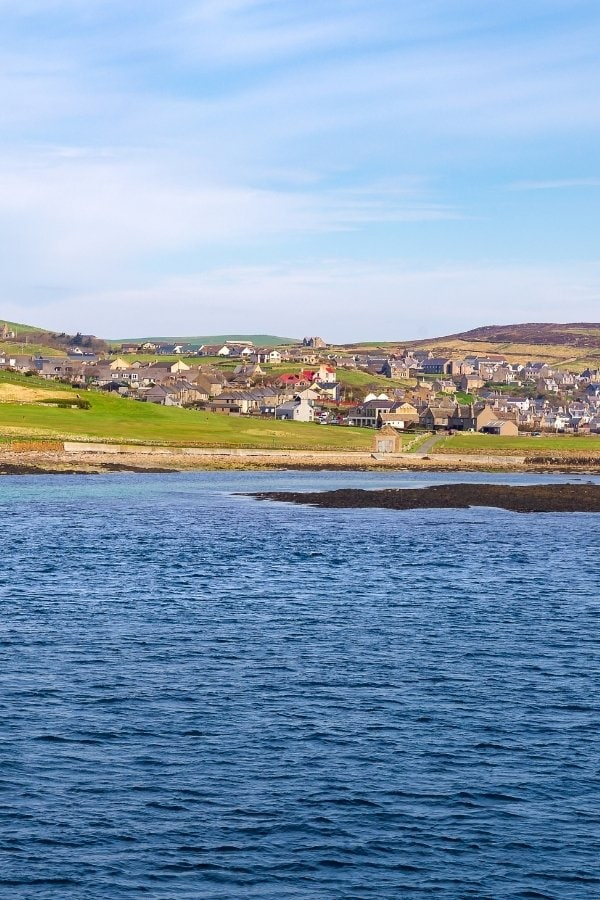 Orkney Islands view