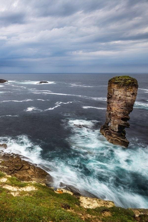 Yesnaby Cliffs